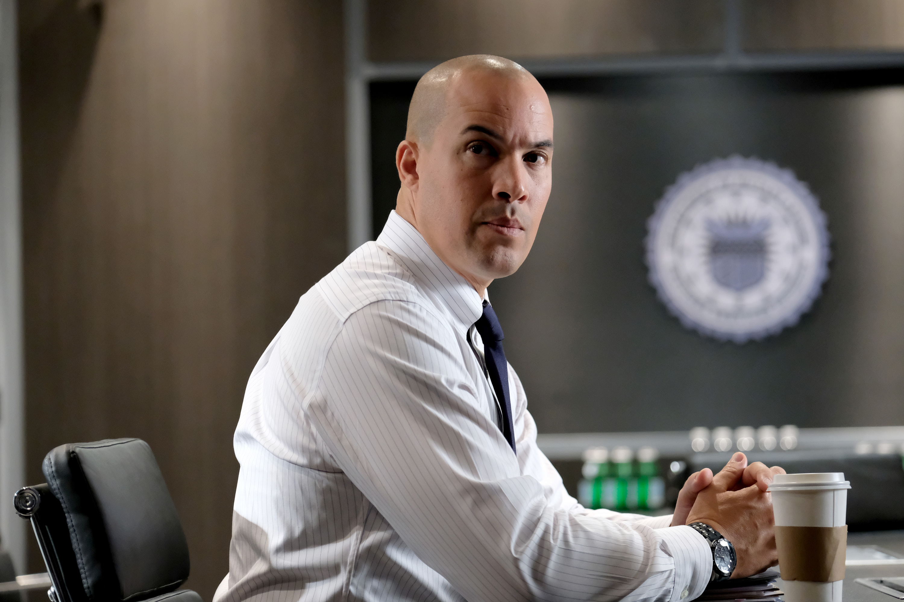 "THE GIFTED:  Coby Bell in the ""eXtreme measures"" episode of THE GIFTED airing Monday, Nov. 13 (9:00-10:00 PM ET/PT) on FOX.  ©2017 Fox Broadcasting Co.  Cr:  Eliza Morse/FOX"