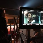"""Photo: Amy Acker Filming FOX's X-Men """"Gifted"""" Pilot"""