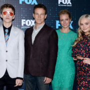 Photos: The Gifted Cast At The 2017 FOX Upfront & All-Star Party