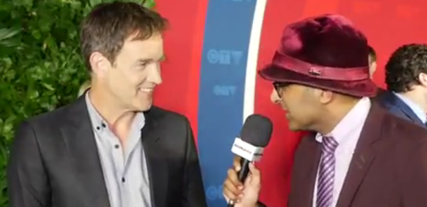 Another Stephen Moyer Gifted Interview From The CTV Upfront