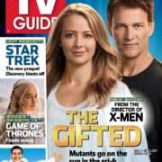 New Gifted Character Portraits & Cover Story In TV Guide