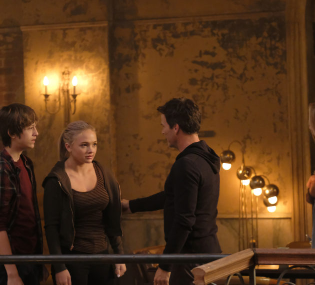 """The Gifted: More Photos From """"BoXed In"""""""