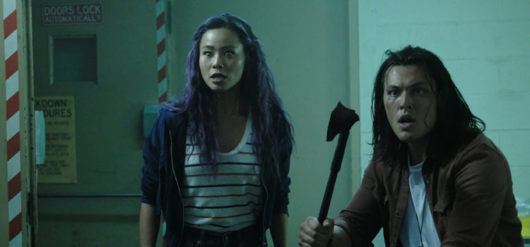 "The Gifted #2.4 Spoilers: ""outMatched"""